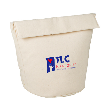 foldable lunch tote