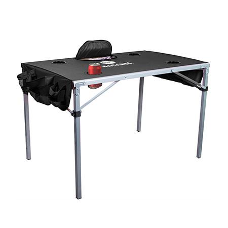Folding Tailgating Table Dealer Loader