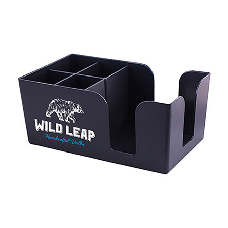 5 Compartment Napkin Holder
