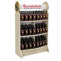 Wood-liquor-display