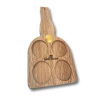 Wood-paddle-flight-tray
