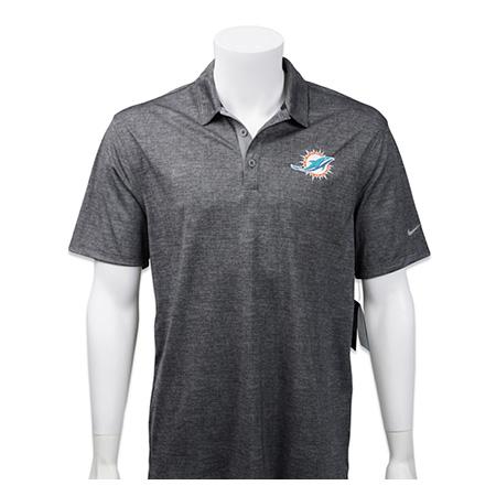 Nike Sports Collard Shirt