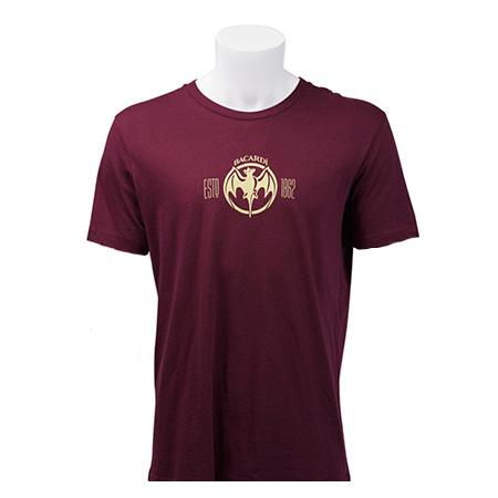 Bacardi Branded Cotton Shirt