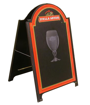A-frame-sign-with-chalkboard