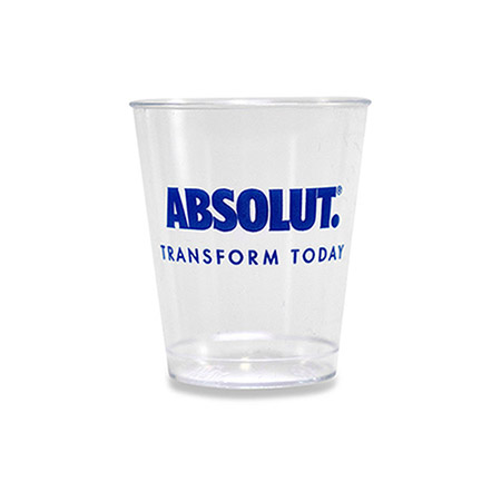 Acrylic Shot Glass