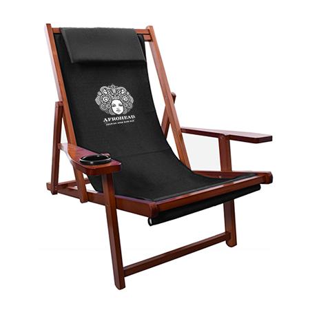 Custom Sling Lawn Chair