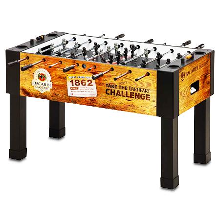 Bacardi Foosball Table