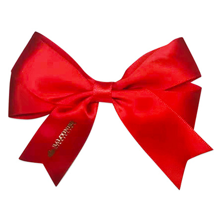 Red Bow On Pack