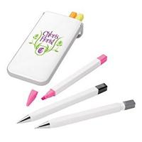 Ballpoint-pen-highlighter