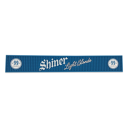Shiner Bar Rail Mat