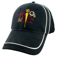 Black-hat-with-white-piping