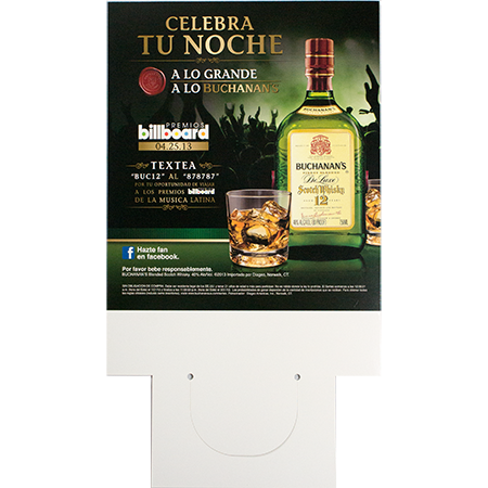 Buchanans-promotion-display-card