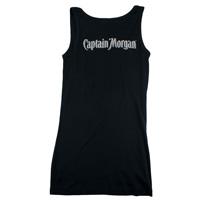Captain-morgan-womens-tank-top-metallic-silver