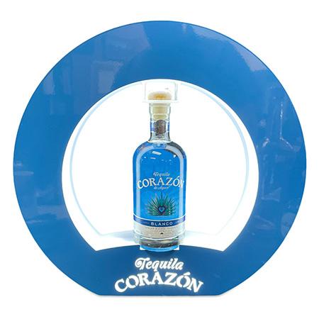 Corazon LED Bottle Presenter