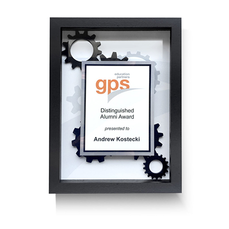 award display frame