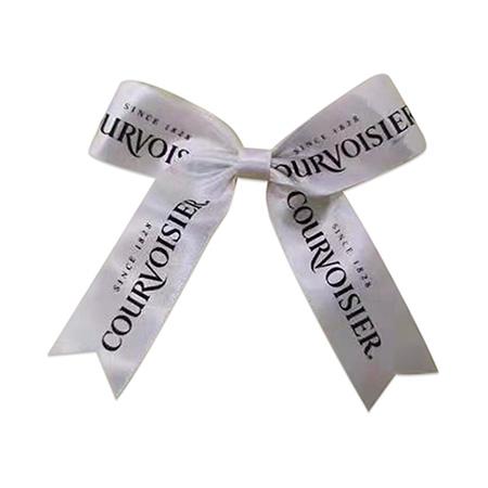 Custom Printed Ribbon Bow Hitchhiker
