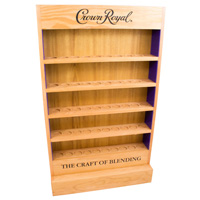 Crown-royal-shot-glass-wood-display