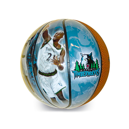 Custom full color basketball