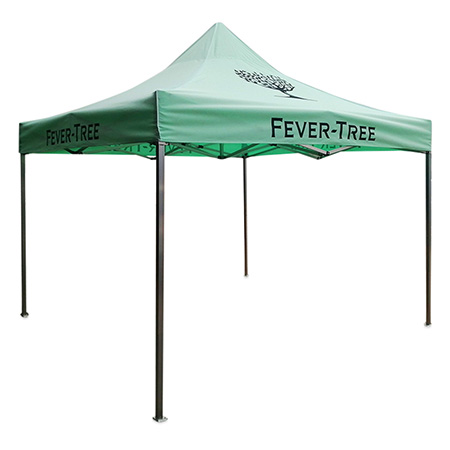 Custom Pop-Up Tent