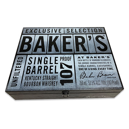 Bourbon Whiskey Kit Box