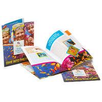 Custom-booklet