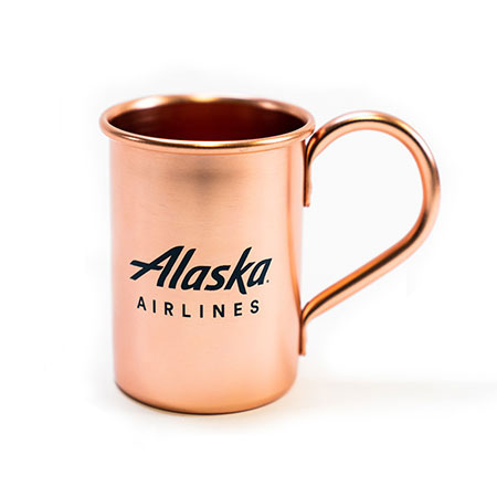 Custom Copper Mugs
