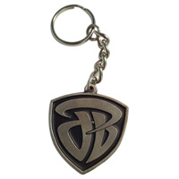 Custom-die-struck-metal-key-chain