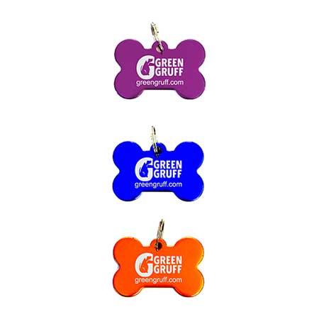 Custom Dog Tag Keychains