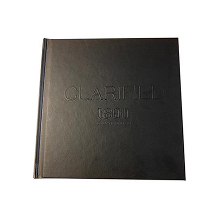 Embossed Cocktail Recipe Book