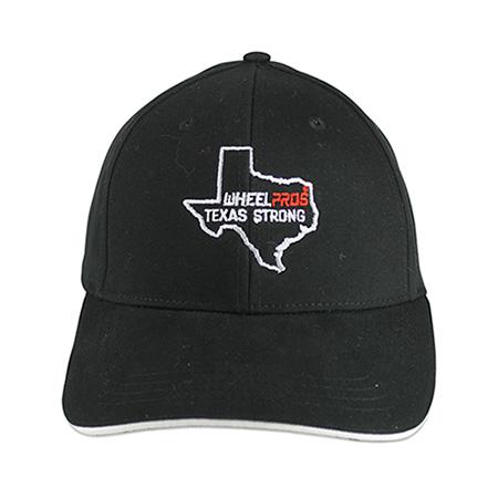 Custom Embroidered 6 Panel Hat