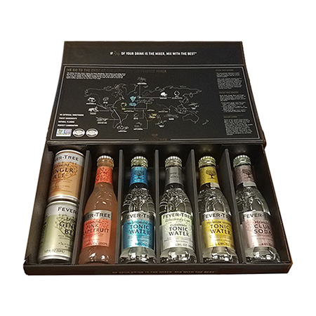 Custom Drink Kit Packaging