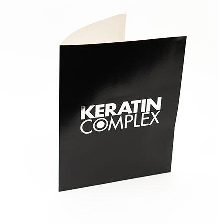 custom laminated folder