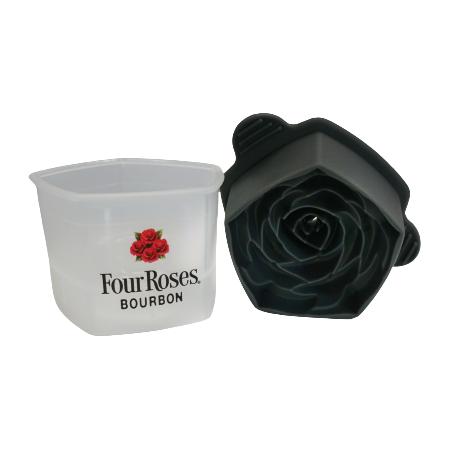 Custom Rose Ice Mold