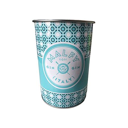 Custom Tin Cup