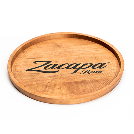 Custom Branded Wood Service Trays