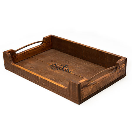 'Don Julio' Wooden Serving Trays