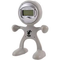 Digital-character-desk-clock