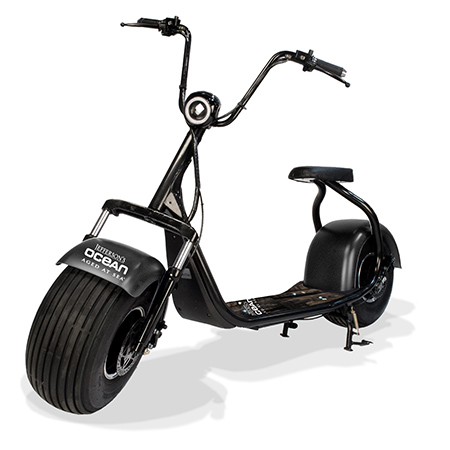 Electric Seated Scooter