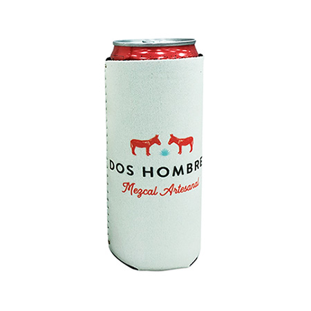 Dos Hombres Slim Can Koozie
