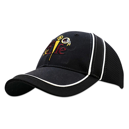 Embroidered Team Baseball Cap