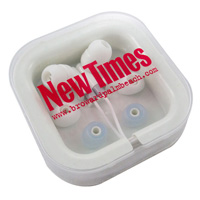 Earbuds-in-plastic-case