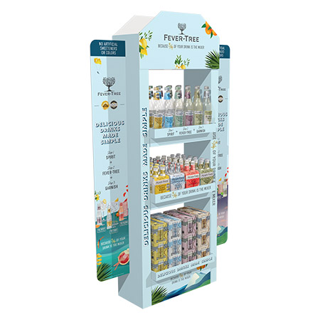 Eco Retail POP Display