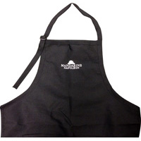 Embroidered-apron
