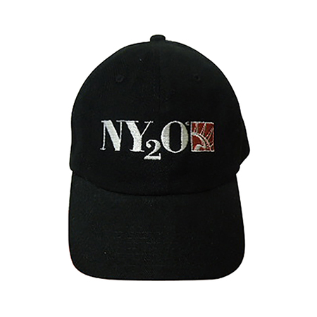 Custom Embroidered Black Baseball Cap