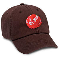 Embroidered-hat