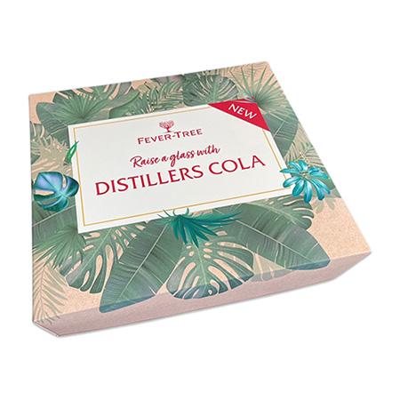 Custom Fever-Tree Cocktail Kit