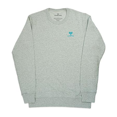 Embroidered Fever-Tree Sweatshirt