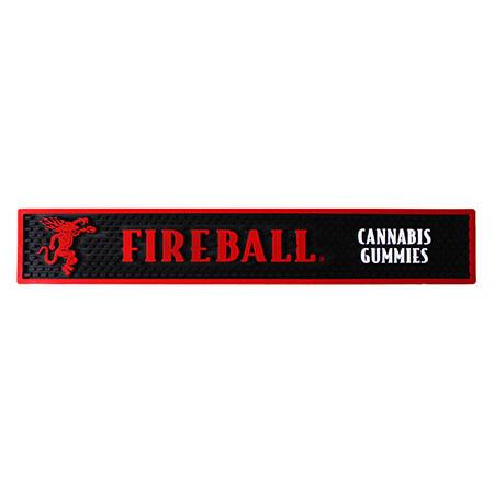 Fireball Bar Rail Mat