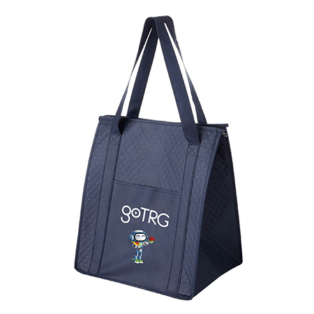 Grocery Cooler Tote Bag