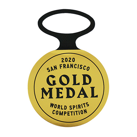 Award Bottle Necker